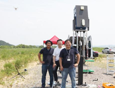 DGIST Developed an AI Radar System That Can Spot Miniature Drones 3km away