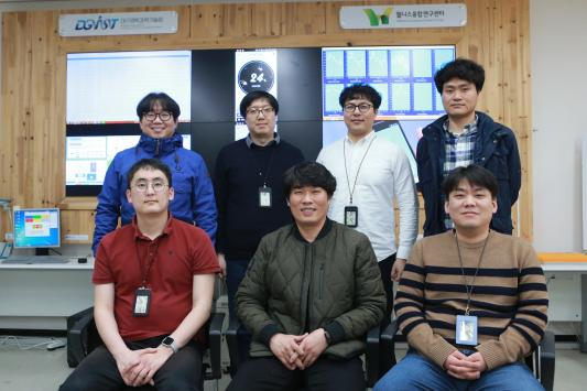 DGIST signed a Contract for 1 billion KRW Personal Life Data Management Technology Trans... 이미지