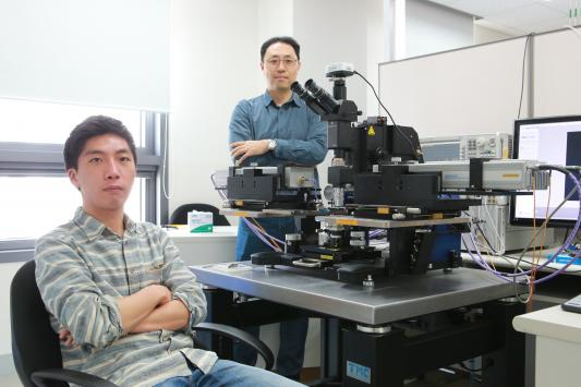 DGIST developed Next Generation Core Semiconductor Technology based on Graphene with Enh... 이미지