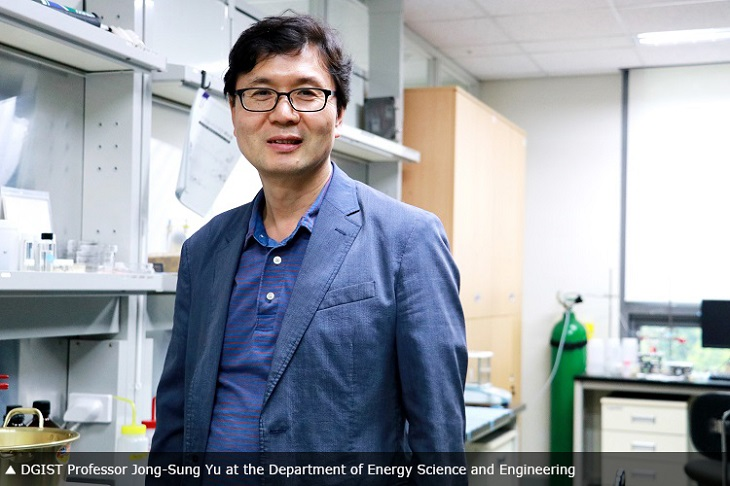 New Technique for Turning Sunshine and Water into Hydrogen Fuel 이미지