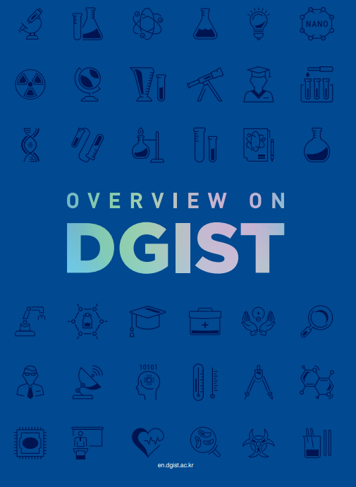2017 Overview on DGIST Ver. 2 이미지